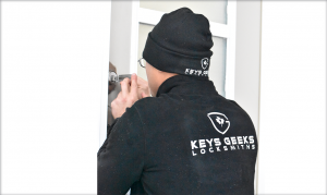 Commercial & Residential Locksmith - Keys Geeks